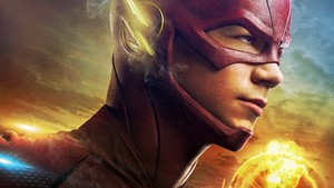 The Flash - kertas dinding