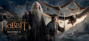 The Hobbit: The Battle Of The Five Armies - Banner [HD]