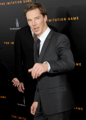 The Imitation Game - New York Premiere