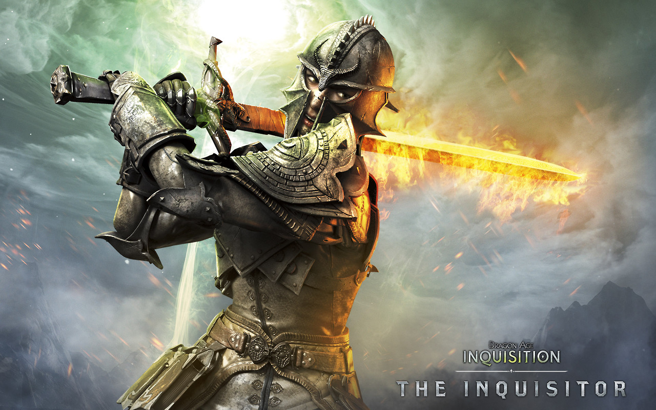 The Inquisitor Dragon Age Inquisition Dragon Age