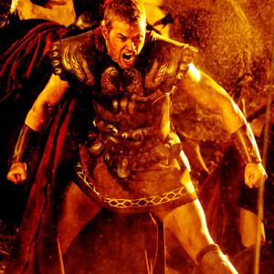 The Legend of Hercules peminat Art