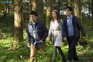 The Librarians - Episode 1.01 - The Crown of King Arthur - Promo Pics