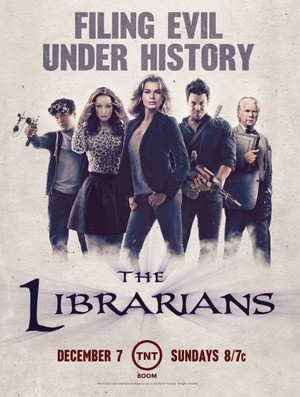 The Librarians - Poster