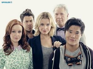 The Librarians - Season 1 - Cast Promo Pics
