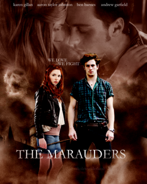 The Marauders Фан poster