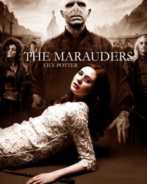 The Marauders fan poster