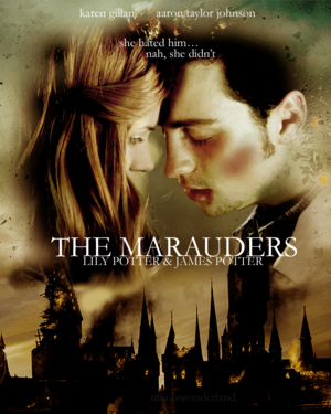 The Marauders 팬 poster