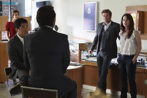 The Mentalist- Episode 7.04 Black Market - Promotional fotografias