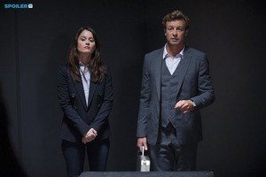 The Mentalist - Episode 7.05 - The Silver maletín - Promotional fotos