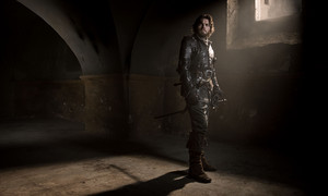 The Musketeers - Season 2 - Cast foto - Athos