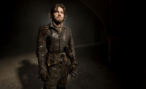 The Musketeers - Season 2 - Cast Photo - Athos