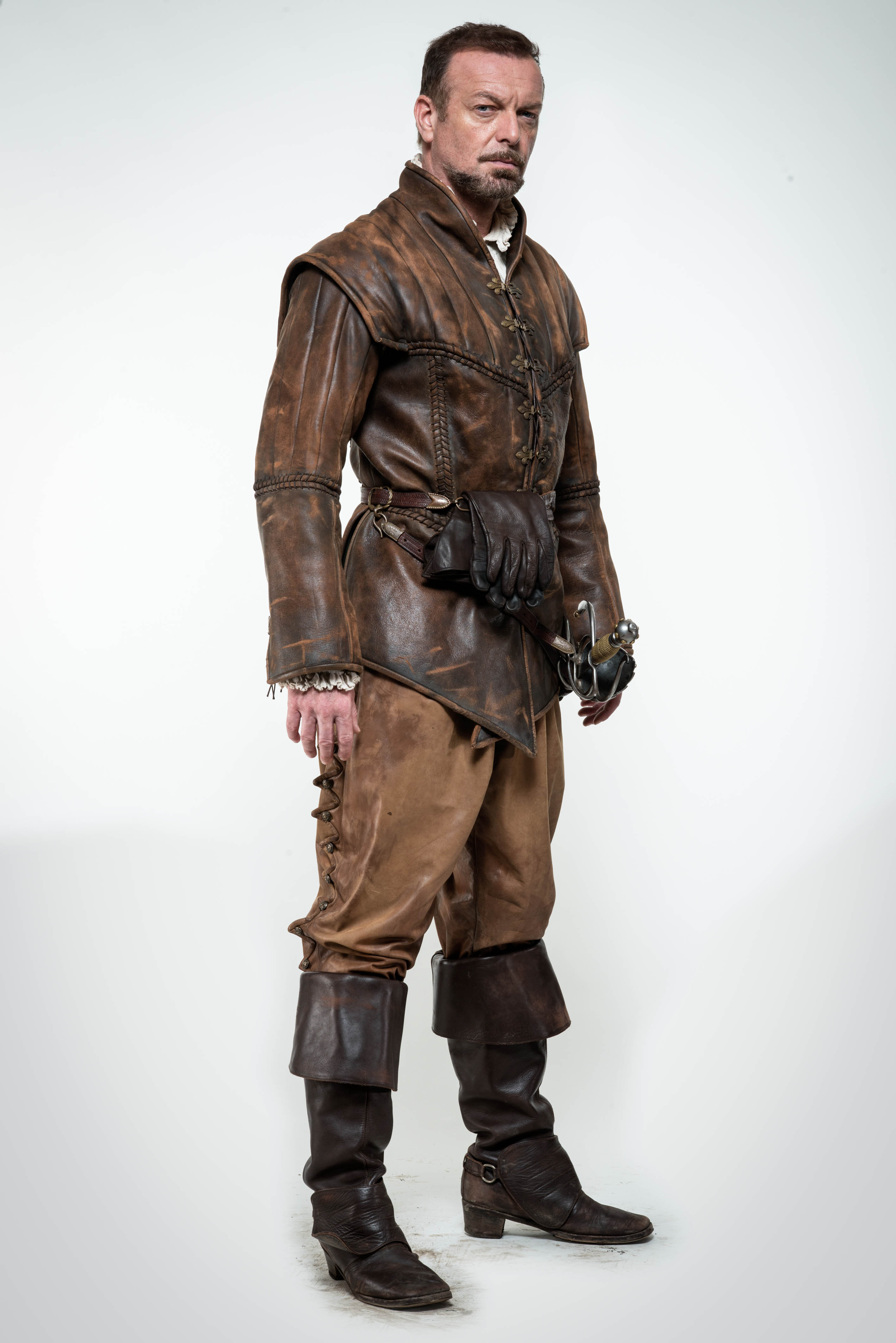 The Musketeers - Season 2 - Cast 写真 - Captain Treville