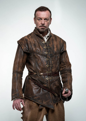 The Musketeers - Season 2 - Cast litrato - Captain Treville