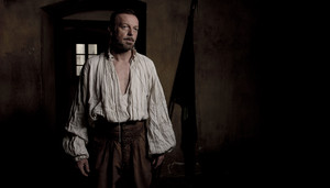 The Musketeers - Season 2 - Cast foto - Captain Treville