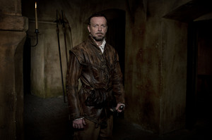 The Musketeers - Season 2 - Cast Photo - Captain Treville