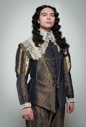 The Musketeers - Season 2 - Cast 写真 - King Louis XIII