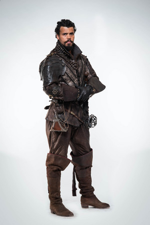 The Musketeers - Season 2 - Cast 사진 - Porthos