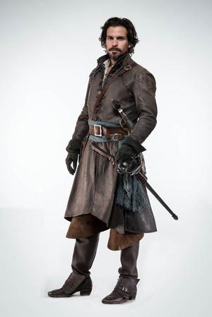 The Musketeers - Season 2 promotional 写真