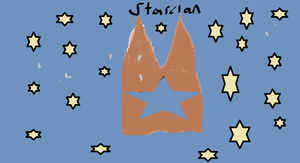 The Starclan logo