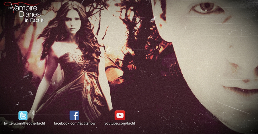 The Vampire Diaries in Fact It- coming soon!