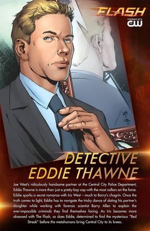 TheFlash - Detective Eddie Thawne