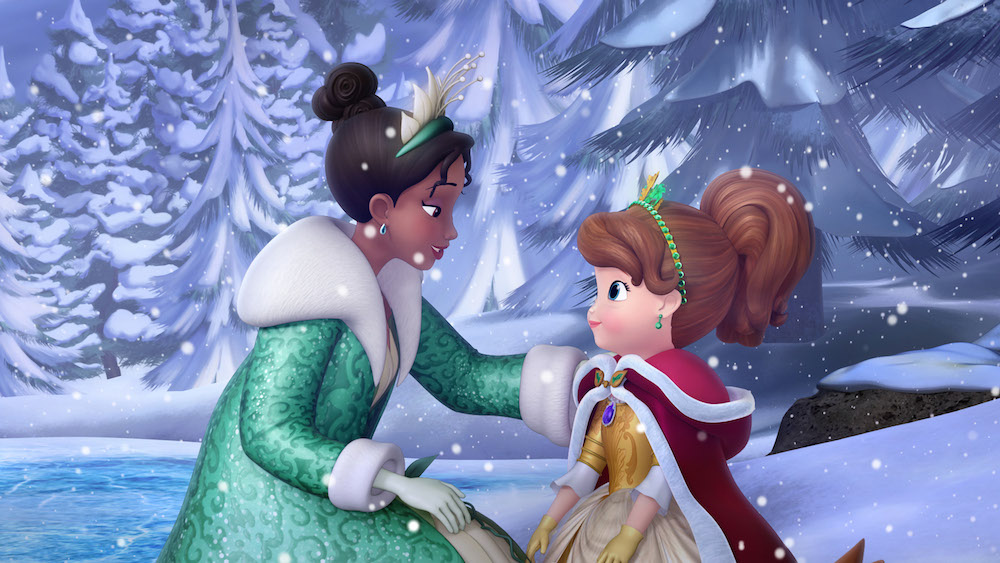 Tiana in Sofia the First