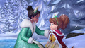 Tiana in Sofia the First - the-princess-and-the-frog photo