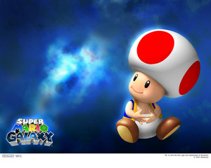 Toad Background