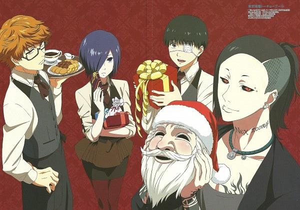 Hohoho...     Tokyo-Ghoul-Christmas-tokyo-ghoul-37868791-600-419