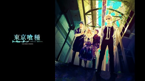 Tokyo Ghoul wallpaper possibly containing a sign titled Tokyo Ghoul
