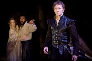 Tom as Cassio