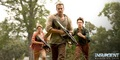 Tris,Four and Caleb Insurgent