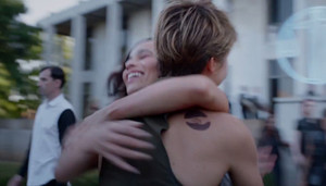Tris and Christina,Insurgent