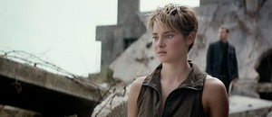 Tris and Four,Insurgent
