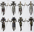 Vivienne concept art from The Art of Dragon Age: Inquisition