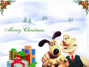 Wallace and Gromit natal
