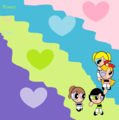 Walllpapeerrrrrr - powerpuff-girls wallpaper