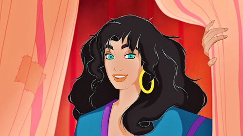 personnages de Walt Disney fond d'écran called Walt Disney Screencaps - Esmeralda