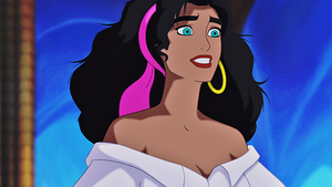 Walt disney Screencaps - Esmeralda