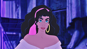 Walt Дисней Screencaps - Esmeralda