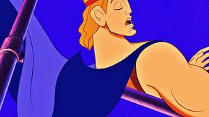 Walt ডিজনি Screencaps - Hercules