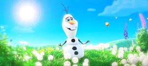 Walt डिज़्नी Screencaps - Olaf