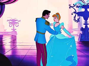 Walt disney Screencaps - Prince Charming & Princess cenicienta