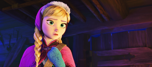 Walt Дисней Screencaps - Princess Anna