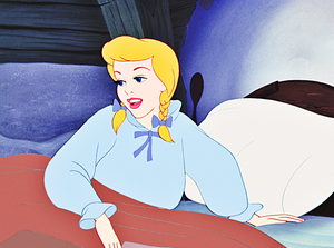 Walt ディズニー Screencaps - Princess シンデレラ