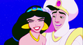 Walt Disney Screencaps - Princess Jasmine & Prince Aladdin