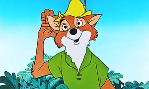 Walt Disney Screencaps - Robin kofia