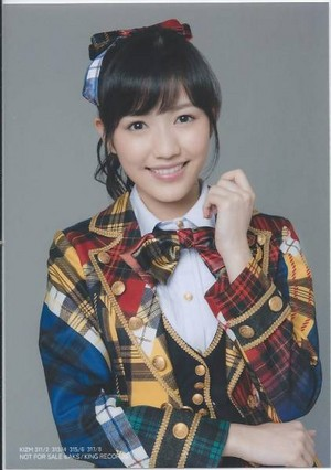 Watanabe Mayu - Kibouteki Refrain