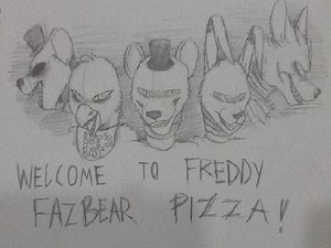 Welcome to Freddy Fazbear Pizza!