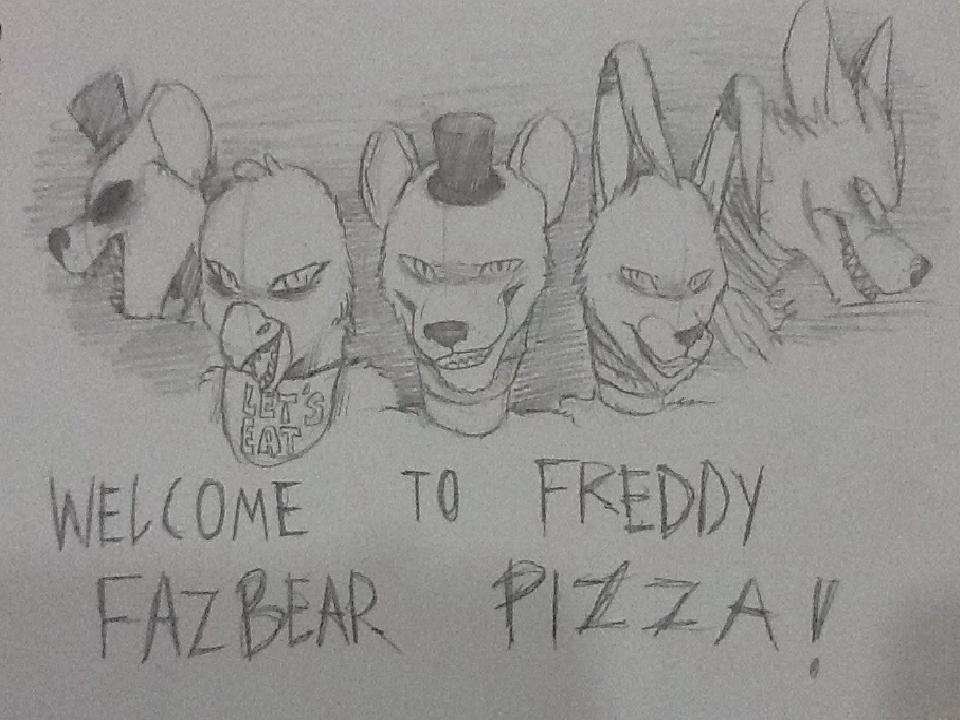 Welcome to Freddy Fazbear Pizza!